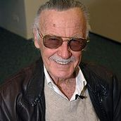 Cast Photo: Stan Lee