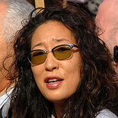 Cast Photo: Sandra Oh