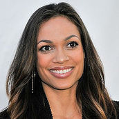 Cast Photo: Rosario Dawson