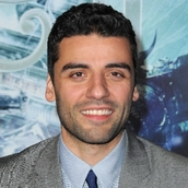 Cast Photo: Oscar Isaac