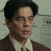 Cast Photo: Benicio Del Toro