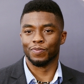 Cast Photo: Chadwick Boseman