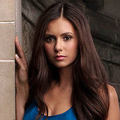 Cast Photo: Nina Dobrev