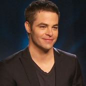Cast Photo: Chris Pine