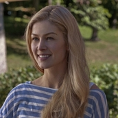 Cast Photo: Rosamund Pike