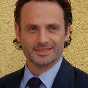 Cast Photo: Andrew Lincoln