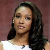 Cast Photo: Candice Patton