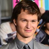 Cast Photo: Ansel Elgort