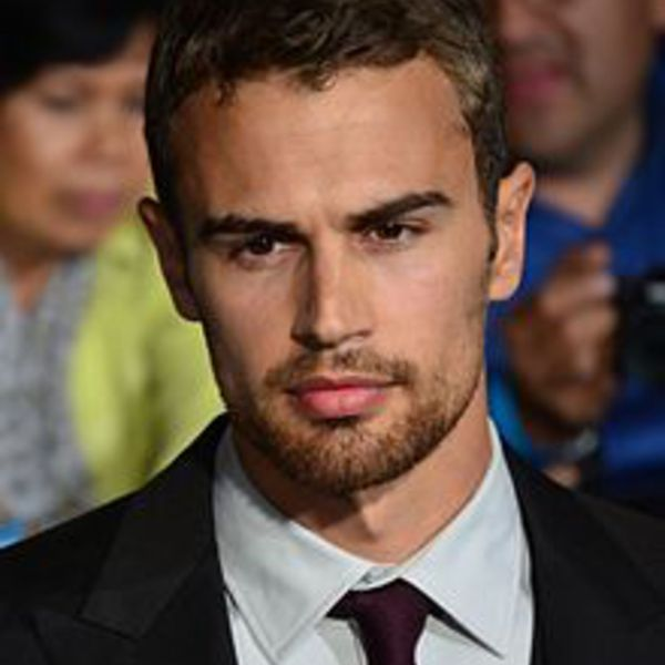 Theo James Picture