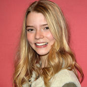 Cast Photo: Anya Taylor-Joy