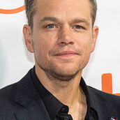 Cast Photo: Matt Damon