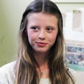 Cast Photo: Mia Goth