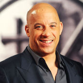 Cast Photo: Vin Diesel