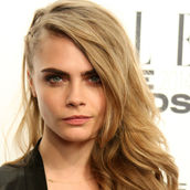 Cast Photo: Cara Delevingne