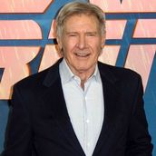 Cast Photo: Harrison Ford