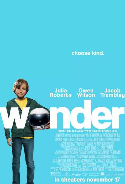 Wonder Poster
