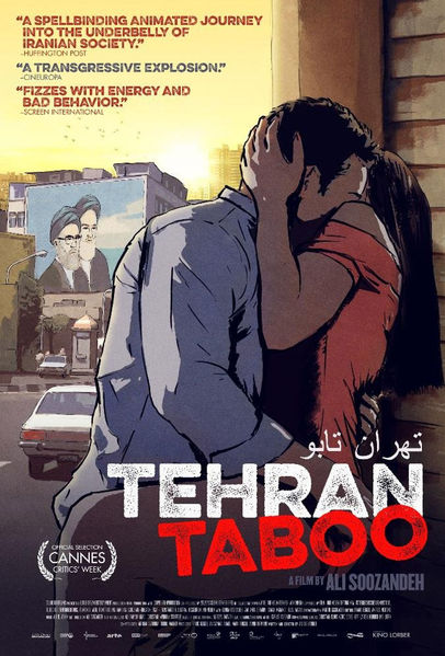 Teheran Taboo Poster