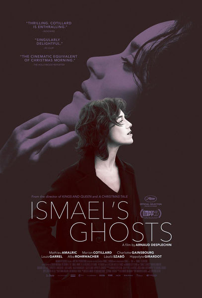 Ismael's Ghosts Poster