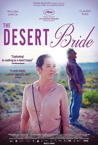 The Desert Bride Poster