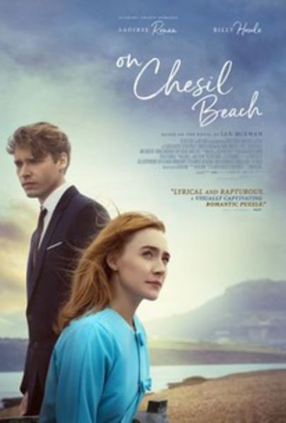 On Chesil Beach (2017) Poster