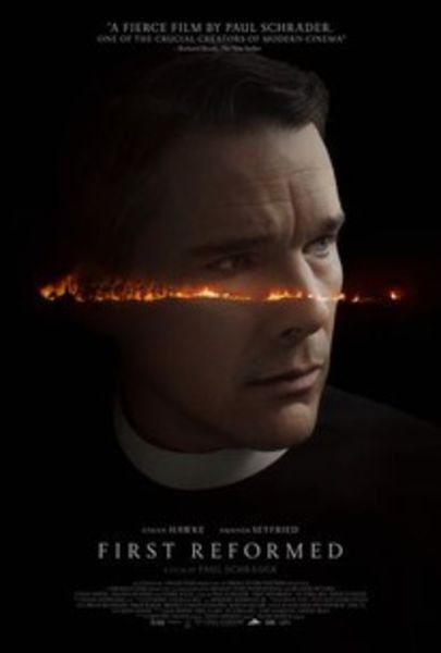 First Reformed (2017) Poster