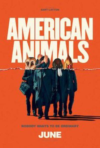 American Animals (2018) Poster