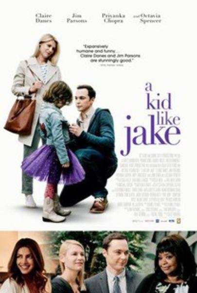 A Kid Like Jake (2018) Poster