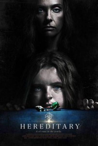 Hereditary (2018) Poster