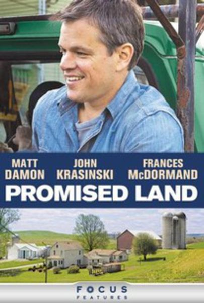 Promised Land (2017) Poster
