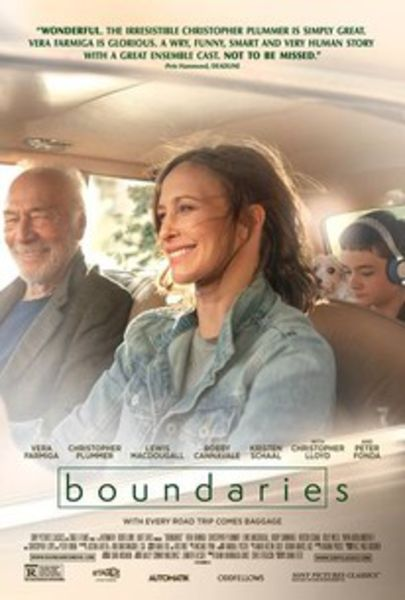 Boundaries (2018) Poster