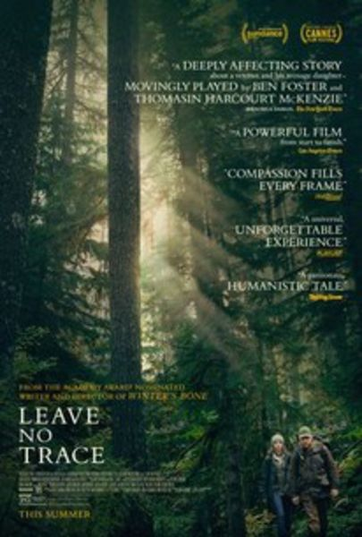 Leave No Trace (2018) Poster