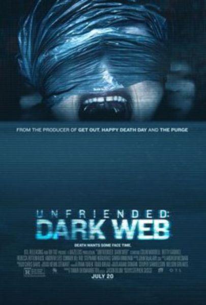 Unfriended: Dark Web (2018) Poster