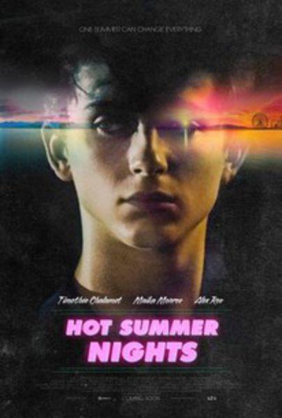 Hot Summer Nights (2017) Poster