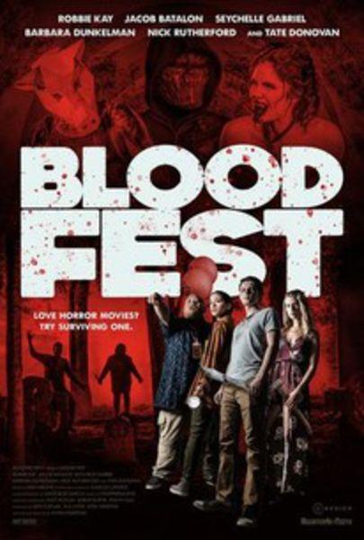 Blood Fest Poster