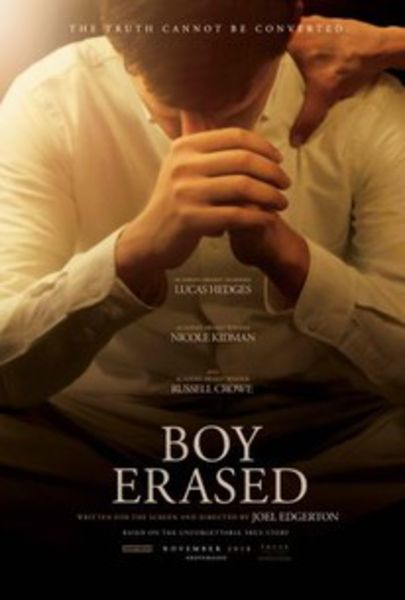 Boy Erased (2018) Poster