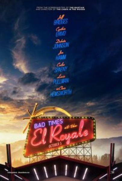 Bad Times at the El Royale (2018) Poster