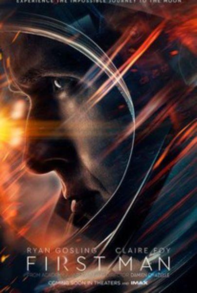 First Man (2018) Poster