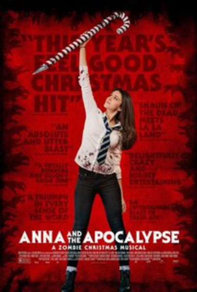 Anna and the Apocalypse Poster