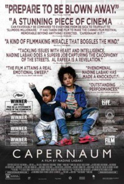Capharnaüm Poster