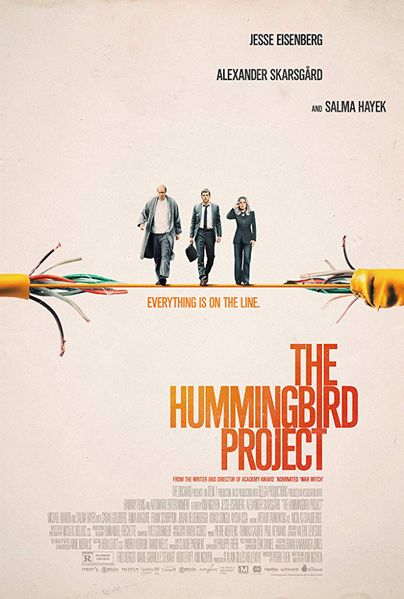 The Hummingbird Project Poster