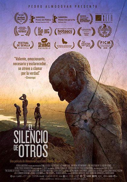 El silencio de otros Poster