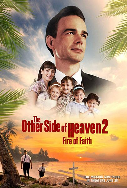The Other Side of Heaven 2: Fire of Faith Poster