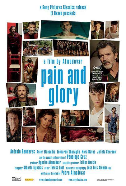 Dolor y gloria Poster