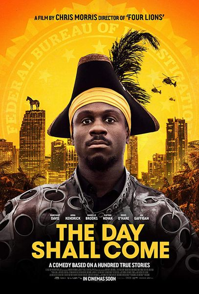The Day Shall Come Poster