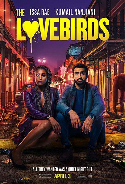 The Lovebirds Poster