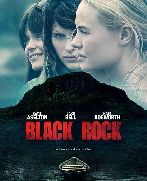 Black Rock Poster