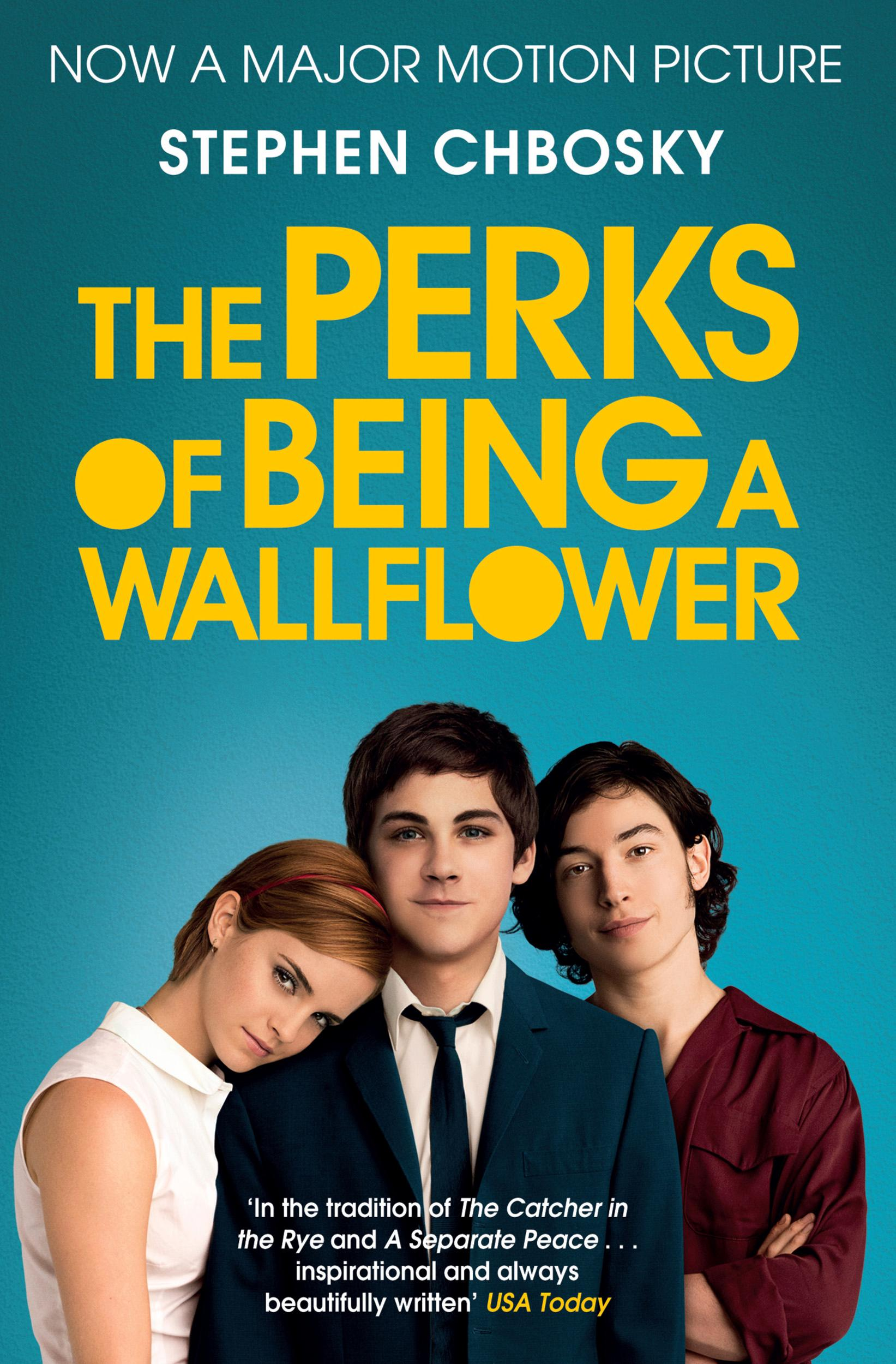 the concept of heroes in the book the perks of being a wallflower by stephen chbosky The perks of being a wallflower is the story of love, hormones and the concept of of very well-written book i applaud stephen chbosky for his ability to.