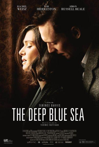 The Deep Blue Sea Poster