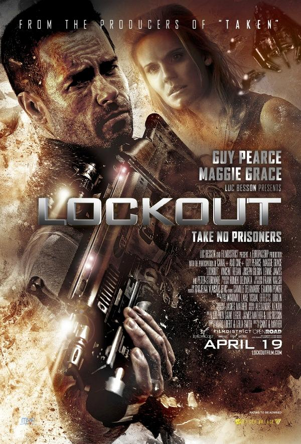 Lockout Poster