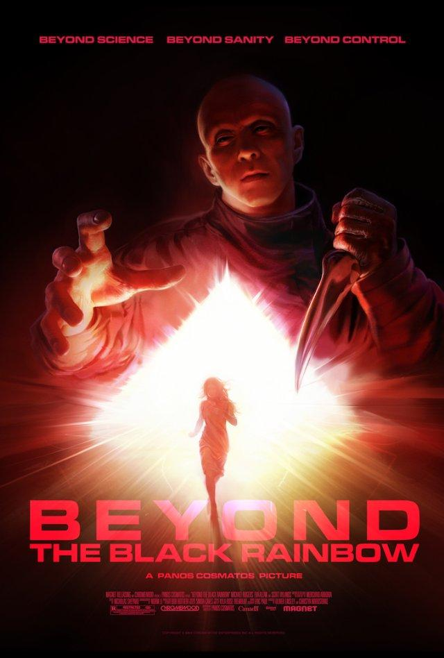 Beyond the Black Rainbow(2010) Poster